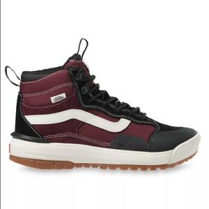 Vans Ultra Range Hi EXO Mte weatherproof shoes NWT